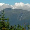 View into Huntington Ravine on Mount Washington.