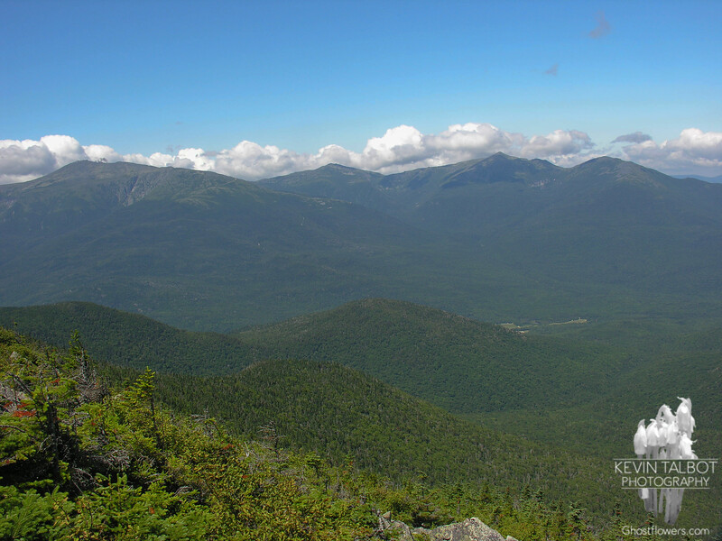 The Northern Presidentials from just below Carter Dome summit.