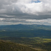 The Ossipee Range to our southwest.