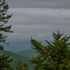 Possibly Whiteface in the clouds...