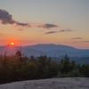 Sunset south of Moosilauke.
