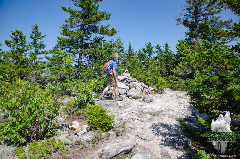 South Doublehead 1st Summit Cairn...