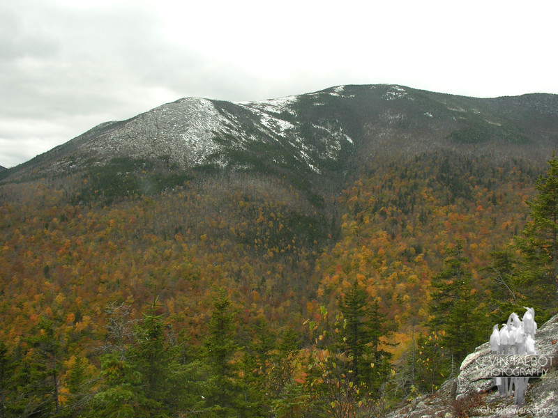 Ridge and Plateau on South Baldface.