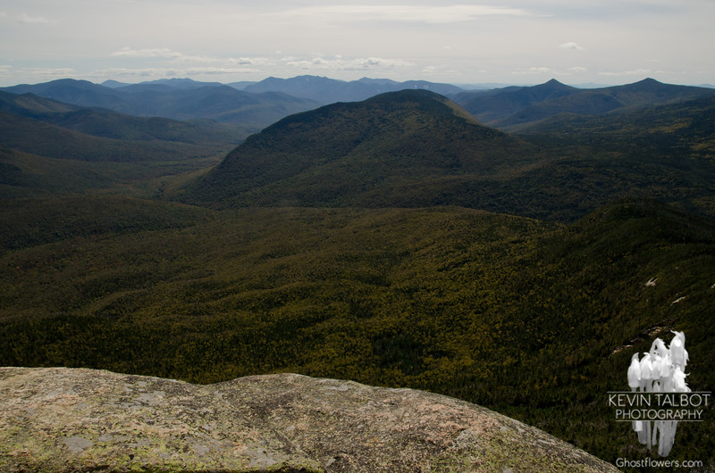 South across the Pemigewasset Wilderness.