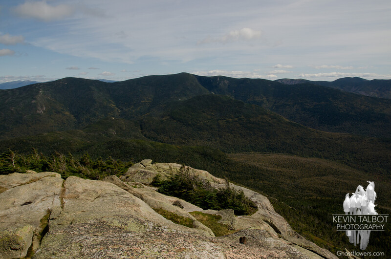 Galehead at the feet of the Twin Range.