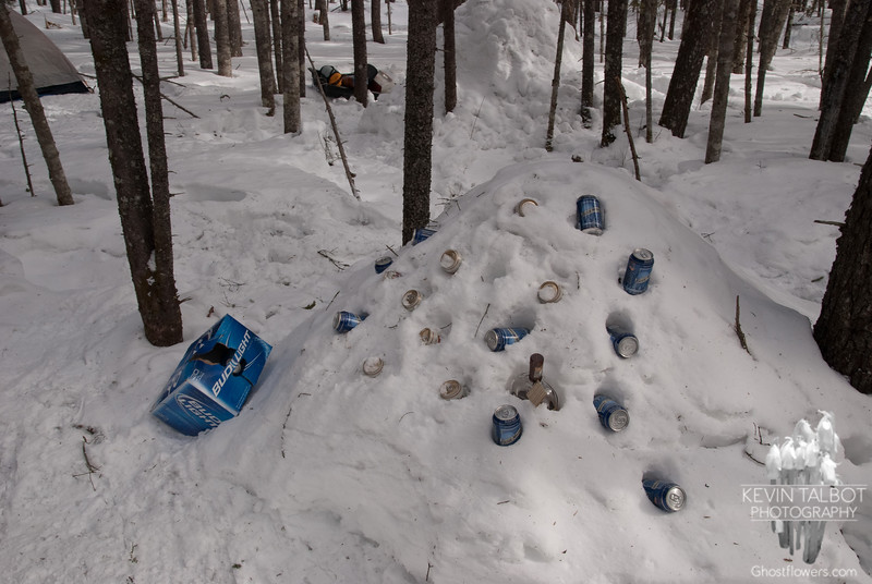 Fridge. (Beer Mountain).