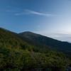 Twilight on the side of Mount Adams.