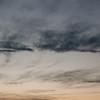 Jellyfish clouds.