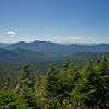 The Osceolas and Scar Ridge.