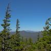 North to Mount Washington.