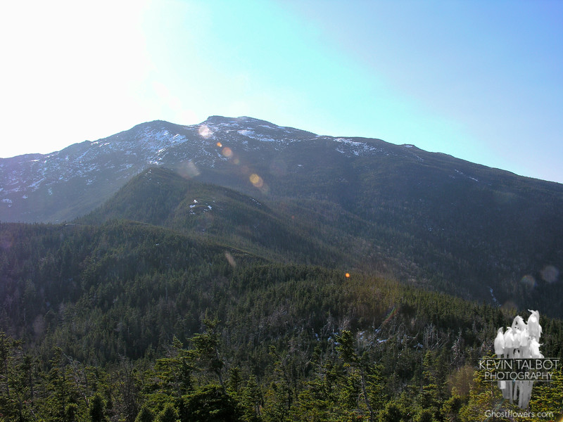 View of Mount Madison. As close as we got on Howker Ridge Trail.