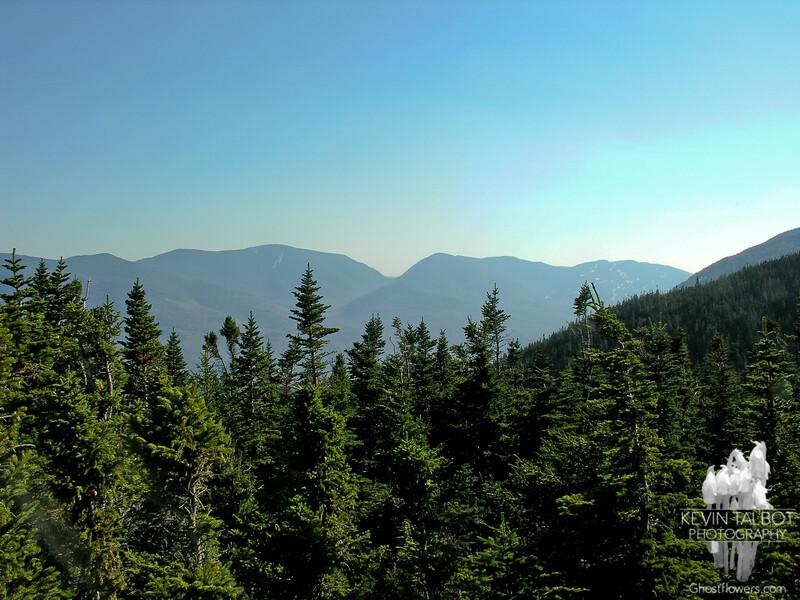 View southeast to Carter Notch.