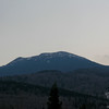 Mount Madison from Dolly Copp - Pinkham B Road.