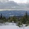 Wider view southwest.