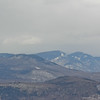 View northeast over Eastman Mountain to West Royce and East Royce Mountains.