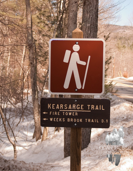 Hmmm, that's not what my map says this trail's name is...