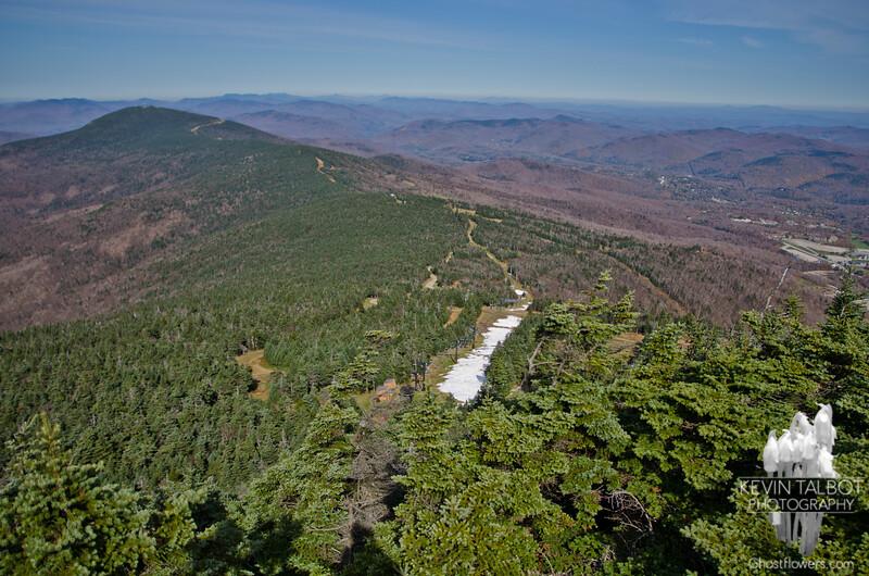 Rime ski trail.