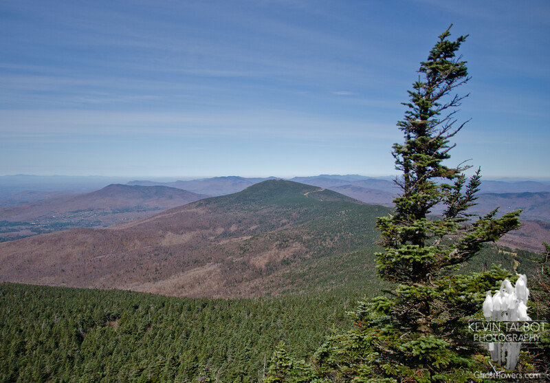 View toward Pico 1.