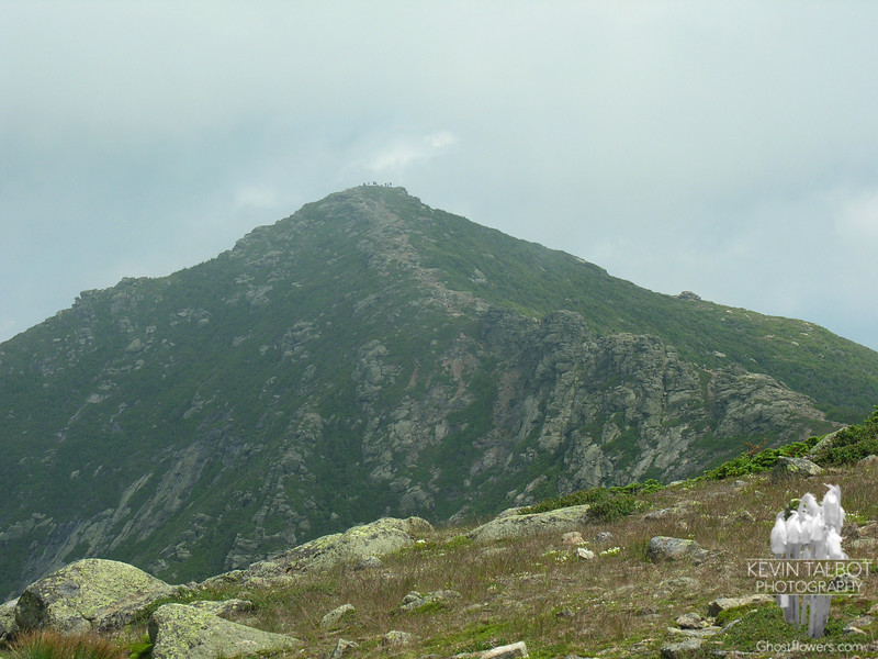 Mount Lincoln from Little Haystack.