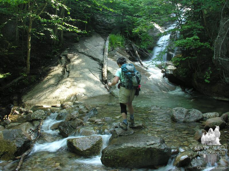 Crossing on Dry Brook.