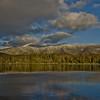 Franconia Ridge from Around Lonesome Lake Trail 3.