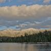 Franconia Ridge from Around Lonesome Lake Trail 5.