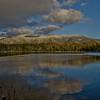 Franconia Ridge from Around Lonesome Lake Trail 4.