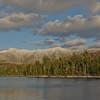 Franconia Ridge from Around Lonesome Lake Trail 6.