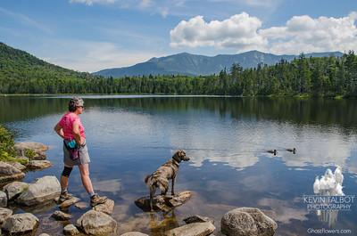 Lonesome Lake 8-10-17