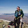Me on Mount Adams, #47 Winter!