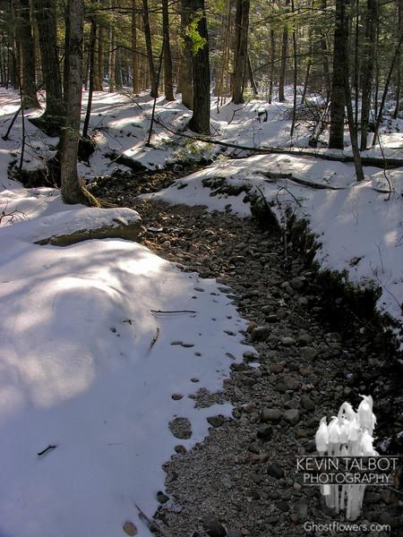 Dry Brook.