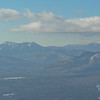 L to R Mount Chocorua, The Sisters, Mount Whiteface and Mount Passaconaway.