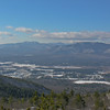 L to R Mount Chocorua, The Sisters, Mount Whiteface, Mount Passaconaway, South Moat and Middle Moat.