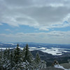 Squam Lake from Mount Percival.