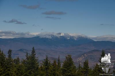 Mount Kearsarge (Pequawket) and Foss Mountain 4-23-16