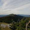 Mount Ellen from the summit of Mount Lincoln.