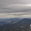 View south to Mount Chocorua on the horizon.