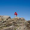 Summit run.