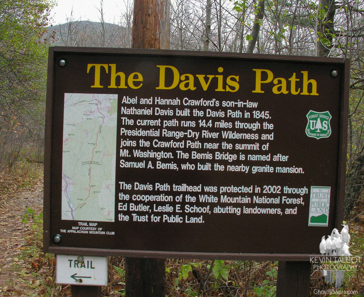 Brief history of the Davis Path.