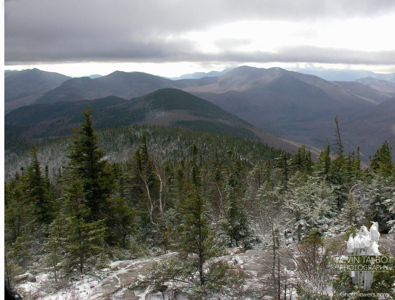 View to Mount Hope and the southern end of Crawford Notch.