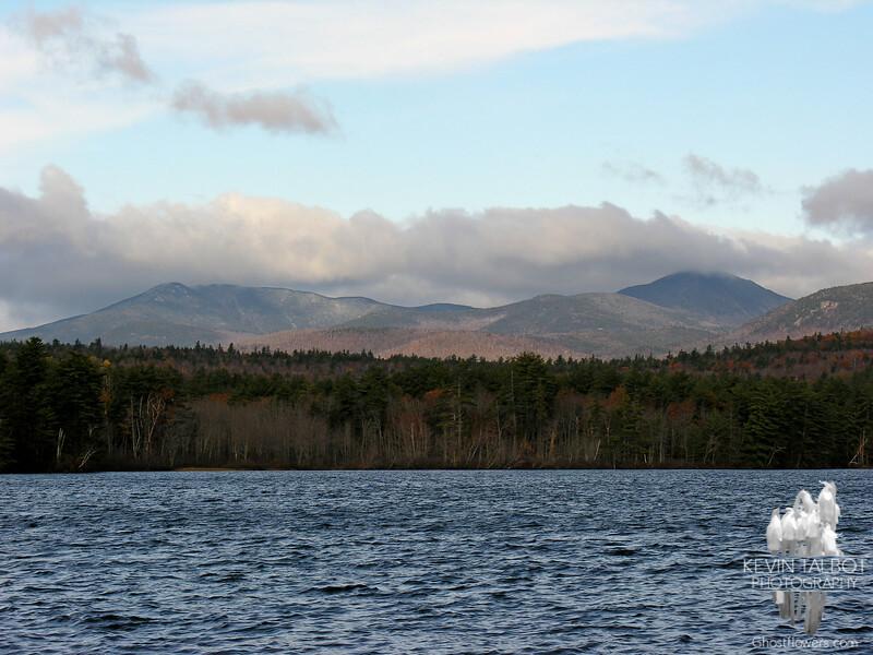 Mount Whiteface and Mount Passaconaway.