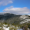 Looking back at Mount Eisenhower from the Crawford Path 2.