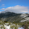 Looking back at Mount Eisenhower from the Crawford Path 1.