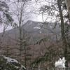 The lower peak of Whaleback Mountain.