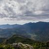 The dark ridge-