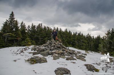 Mount Hale 11-29-17