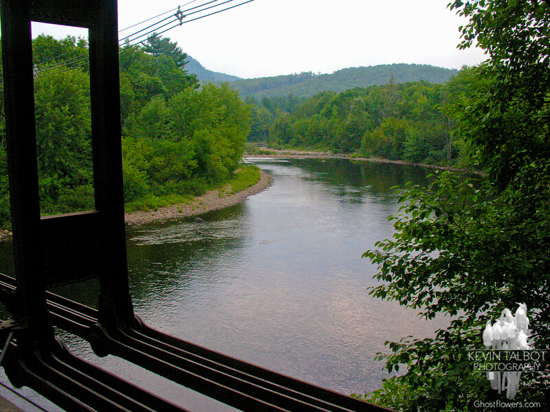 View from the trestle.