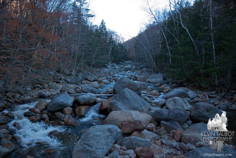 Dry River upstream.