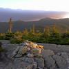 Summit cairn on Mount Isolation.