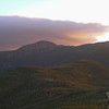 Dawn over the Presidential Range/Dry River Widerness.